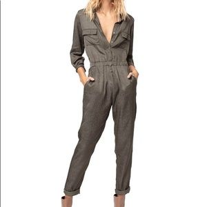 AS by DF Pants - AS by DF Ganache Jumpsuit